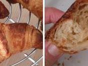 Croissants levain