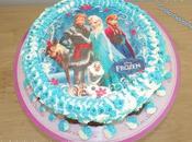 Gâteau Reine Neiges Kinder