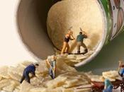 L'art miniature décalé Tatsuya Tanaka