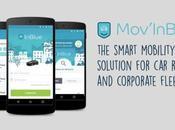 Mov'In Blue, solution pour gérer manière optimale votre flotte automobile