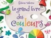 Aujourd'hui c'est mercredi grand livre couleurs