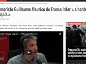 Guillaume Meurice assailli porteurs #PesteBrune