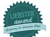 moi… Liebster Award