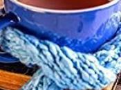 L'écharpe bleue Alanord
