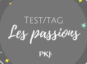[Tag] #TagPkJ Passions
