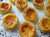 Pasteis Natas (petits flans portugais)