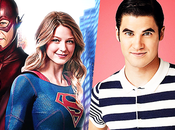 Flash Supergirl Darren Criss (Glee) sera méchant Music Meister dans l'épisode musical