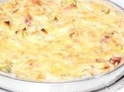 Tarte poireaux roquefort