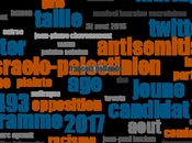 L'influence débats télévisés l'e-réputation candidats présidentielle 2017 (#2)