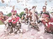 Muddy Angel Run, course dans boue pour bonne cause