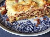 Interlude cuisine: lasagnes.