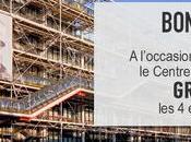 ACTU l'occasion ans, Beaubourg sera GRATUIT février 2017