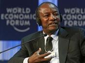 Alpha Condé, nouveau chef l'Afrique