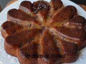 Gâteau fondant confiture figues