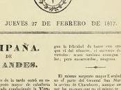 deux cents aujourd'hui, Martín O'Higgins rendaient liberté Chili [Bicentenaire]