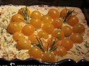 Clafoutis Tomates Thon romarin