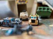 Infatigables Micro Machines