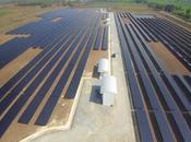 panorama fermes solaires Thaïlande