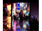 iPhone nouvelles publicités pour photos prises nuit