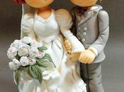 Couple Marié porcelaine froide