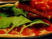 "Pizza ""Deep dish"" (presque) fiorentina"