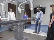 réalité augmentée service l'hôpital