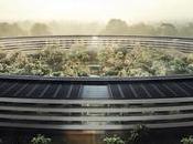 Apple Park comment Steve Jobs transformé bitume verdure