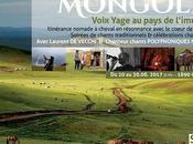"""Mongolie """"Voix Yage pays l'immense"""" avec Laurent Vecchi & Chanteur chants polyphoniques mongols. Organisation www.sensinverse.com"""