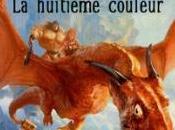 annales Disque-Monde huitième couleur Terry Pratchett