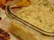 """Rondelles d'oignons frites trempette """"ranch"""""""