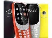 2017 Nokia 3310 fait grand retour