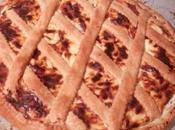 Tarte jambon/ricotta