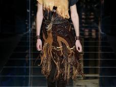 Paris fashion week hiver 2017 défilé Balmain...