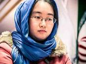 Zhongyi championne monde d'échecs 2017