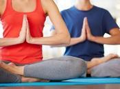 Contre DÉPRESSION, yoga lyengar, fois semaine Journal Alternative Complementary Medicine