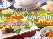spécialités culinaires préfecture Nara connaître déguster impérativement