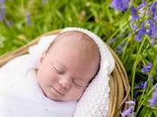Séance photo bébé région parisienne, photographe naissance France