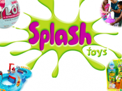 printemps arrive avec jouets Splash Toys