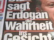 quotidien allemand Bild tient tête Erdogan