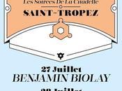 Soirées Citadelle Saint-Tropez Juillet 2017 Benjamin Biolay, Sting...