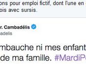 Tous pourris Cambadélis, surtout vous. Taisez-vous #Fauxcialisme