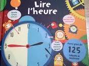 Lire l'heure Découvrons ensemble Rosie Hore, Shaw Nielsen traduit Claire Lefebvre