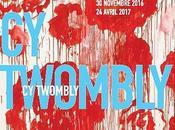 Twombly Centre Pompidou