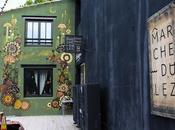 Marché Lez, village alternatif, vintage créatif