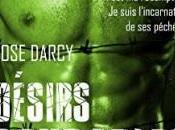 Livre itinérant Désirs coupable Rose Darcy