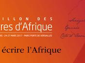 Salon livre tables rondes Pavillon lettres d'Afrique