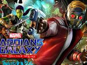 GAMING Telltale dévoile date sortie pour vidéo Guardians Galaxy