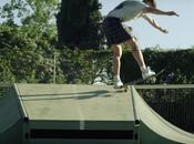 Quand Adidas transforme court tennis skatepark