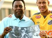 Neymar aussi fort Pelé même