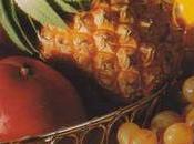 Bavarois fruits exotiques crème vanille tahitentis
